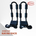 Y02001 Folding Kayak carrier Canoe rack roof carrier kayak stacker holder