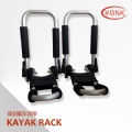 Y02019U Folding Kayak carrier Canoe rack roof carrier kayak stacker holder