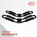 Y02021B Folding Kayak carrier Canoe rack roof carrier kayak stacker holder