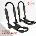 Y02025B Folding Kayak carrier Canoe rack roof carrier kayak stacker holder