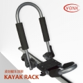Y02025G Folding Kayak carrier Canoe rack roof carrier kayak stacker holder