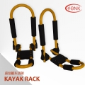 Y02025Y Folding Kayak carrier Canoe rack roof carrier kayak stacker holder