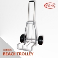 Y30002 Machining beach trolley cart kayak canoe cart trolley