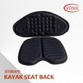 Y06006 Molded foam kayak canoe fishing seat back