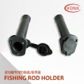 Y06051 Flush Mount swivel plastic fishing rod holders for kayak canoe Fishing Rods