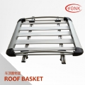 Y04011 Aluminum SUV 4X4 car roof basket carrier roof cargo rack roof luggage