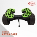 Y02034 Hard Wheel Boat Cart Kayak Trolley Boat Trailer Cart Canoe Carrier