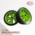 Y05017GRN Beach Wheel