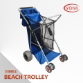 Beach Caddy in Blue beach wagon fishing cart - Y30008